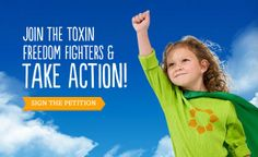 How you can easily help to reform the very outdated (and scary) Toxic Substances Control Act. #FightToxins #mc