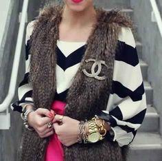 Chanel Brooch <3