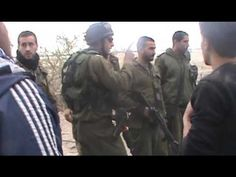 Video of clashes that have taken place on 4.2.2014 in #EinHijleh as Israeli forces shot teargas and live fire at the residents