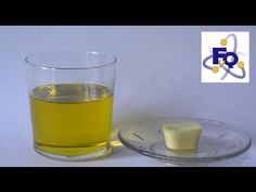 Dos preguntas sobre densidad y flotabilidad con agua y aceite - YouTube