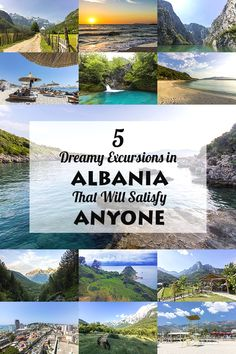 5 Dreamy Excursions in Albania That Will Satisfy Anyone – 💖*.*💖Educational Organization: ESL CENTRE 5 Dreamy Excursions in Albania That Will Satisfy Anyone 5 Dreamy Excursions in Albania That Will Satisfy Anyone Albania Beach, Visit Albania, Albania Travel, Budapest, Cool Places To Visit, Places To Go, Malta Beaches, Travel Tags, Solo Travel