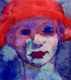 Emil Nolde - love this one