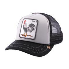 Casquette Trucker Goorin Bros Checkin Traps #mode #bonplan #goorinbros sur @hatshowroom votre boutique Headwear !