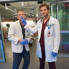 From Chicago Med's FB page