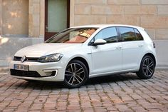 VW's Golf GTE is the most fun hybrid in the compact segment... and the U.S. might get it