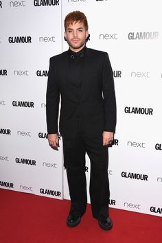 Adam Lambert Photos Photos - Adam Lambert attends the Glamour Women of The Year awards 2017 at Berkeley Square Gardens on June 6, 2017 in London, England. - Glamour Women of the Year Awards 2017 - Red Carpet Arrivals