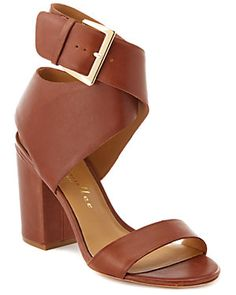 Bettye Muller Wilton Leather Sandal