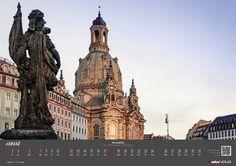"Motiv aus dem Kalender ""Dresden Momente erleben"".  ©ImBild Verlag"