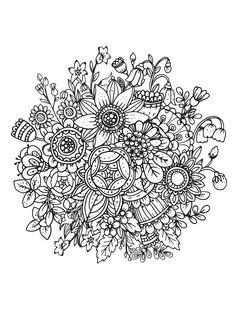 Terapia da Cor Nº4  Colorir é uma forma de terapia anti-stress, divertida e encantadora, que rapidamente se tornou num sucesso mundial. Nesta edição vai encontrar dezenas de padrões que lhe vão proporcionar momentos de entretenimento e descontração, que se tornarão ainda mais bonitos à medida que os for pintando. Faça uma pequena pausa e pinte as maravilhosas ilustrações que se encontram em cada página, desde belos motivos florais, mandalas, a desenhos abstratos e geométricos. Terapia da…