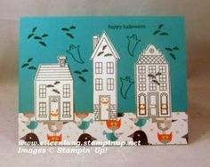 Eileen's Stamping Corner: Holiday Home