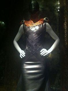 McQueen's Savage Beauty Exhibit // The Met