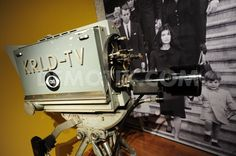 A television camera that caught the shooting of Lee Harvey Oswald live.