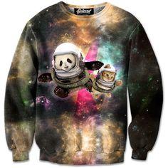 Astronaut Pals Sweatshirt