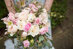 Garden Inspired Wedding Day Shoot
