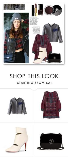 """beautifulhalo 07"" by cano315 ❤ liked on Polyvore featuring mode et Chanel"