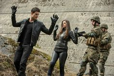 What have Stephen and Cara gotten themselves into?! -The Tomorrow People