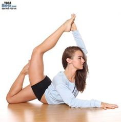Back bend Inspo ~ Bow Variation