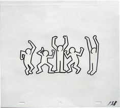 Telephone for Sesame Street - Keith Haring