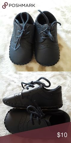 Boys dress shoes Like new condition. Baby size 13 Shoes Dress Shoes