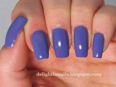 Delight In Nails: 52 Week Pick n Mix - NYC Nolita's Lavender