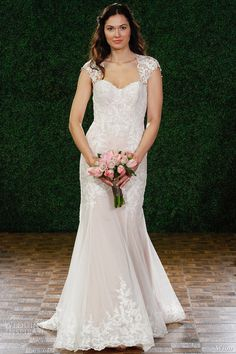 http://weddinginspirasi.com/2014/05/01/wtoo-fall-2014-wedding-dresses/ wtoo watters fall 2014 julienne #wedding dress #weddings #bridal #weddingdress
