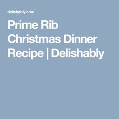 In this article, I share my secrets for a great prime rib. I like to make this special recipe on Christmas Day. However, you can eat this delicious dish any time of the year. Best Roast Beef Recipe, Prime Rib Recipe, Roast Beef Recipes, Rib Recipes, Dinner Recipes, Dinner Ideas, Recipies, Sirloin Tip Roast, Beef Tenderloin