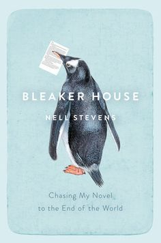 Bleaker House by Nell StevensA girl, a laptop, and a waddle of penguins. In this witty and genre-defying memoir, a young writer can travel anywhere she wants to finally finish her novel—and ends up on a frozen island at the bottom of the world.