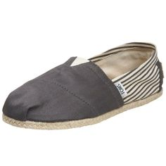 0eac61fe7fb TOMS Men s Classic Rope Slip-On Every purchase gives a child in need a pair  of shows