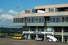 Entebbe international airport in #Uganda