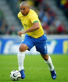 The original Ronaldo was by far the best striker of our generation - a true genius. The three time World Player Of The Year won 2 world cups (1994, 2002), ...