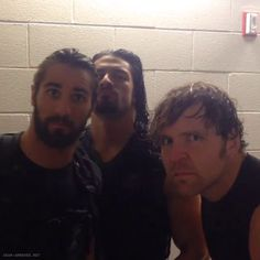 Seth Rollins,Roman And Dean. Seth Freakin Rollins, Seth Rollins, Roman Reigns Dean Ambrose, The Shield Wwe, Solo Pics, Wwe Roman Reigns, Wwe World, Wrestling Superstars, Now And Forever