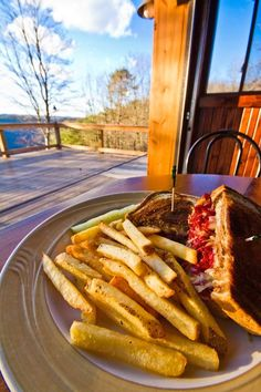 Meals are just better with the beautiful mountain and river views from these restaurants in West Virginia.