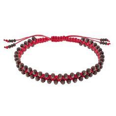 Look Lively Bracelet #knots #macrame