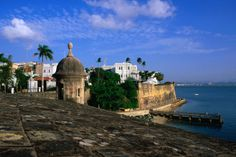 Old San Juan, Puerto Rico:  The historic architecture and Spanish Colonial history makes Old San Juan a joy to visit
