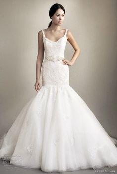 Eve of Milady Spring 2013 Wedding Dresses   Wedding Inspirasi