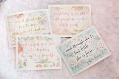 Baby Damante Shower Guestbook Postcards  #PaperieBaby for Cheeky Details {cheeky details.com} - Mekina Saylor Photography