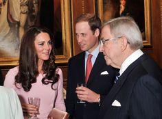 Kate Middleton Long Curls