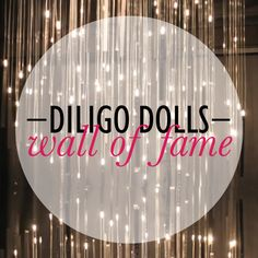 We love when you tweet, Facebook, instagram or email us pics of you rocking your latest Diligo purchases! Keep sharing and we'll include you in our Diligo Dolls Wall of Fame. The Diligo Team XX
