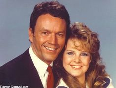 Alan Spaulding & Hope Bauer. Whoa, the memories!  The Guiding Light