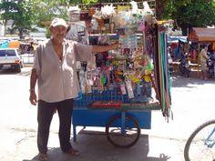 Vendedor Ambulante.