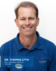We'd like to give our new General Dentist, Dr. Thomas Lyth, a warm welcome. Dr. Thomas has more than 26 years of experience in general and cosmetic dentistry. He is now seeing patients in our Jumeirah practice.  Tel: +971 4 3495900, See profile: http://www.drmichaels.com/dentists/general/thomas-lyth