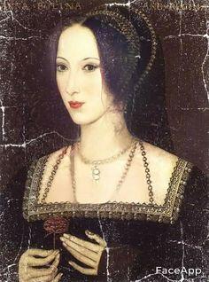 Anne Boleyn, Mona Lisa, Artwork, Women, Work Of Art, Auguste Rodin Artwork, Artworks, Illustrators, Woman