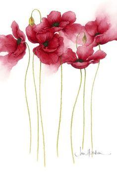 Flowers - ❦ | Art;