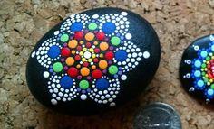 Painted Rock by Miranda Pitrone Rainbow by P4MirandaPitrone