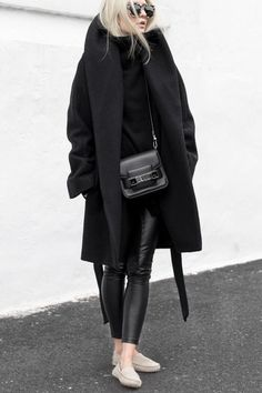 Trend: Long Coat | StyleMyDay