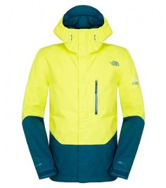 9dcbc9cc17 The North Face Men's NFZ INSULATED Gore-Tex Ski Snowboard Jacket Spring  Green M | Jackets | Clothing, Hats & Gloves