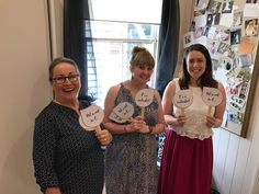 Lovely photo of one of Pippa's family who came in to try on gowns last week. It is important to have fun during this special time trying on wedding dresses. #fun #findingyourdreamdress #bertossibrides