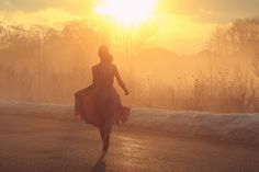Sometimes good-bye is a second chance. by Allison Imagining, via Flickr