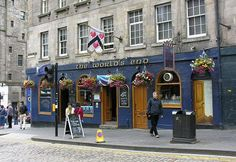 Edinburgh has a story behind every pub: The World's End