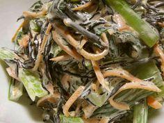 ひじきと小松菜の和風マヨサラダの画像